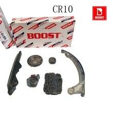 BOOST עיתוי שרשרת ערכת סט תיקון מנוע Fit 1NZ 1NZ FE CR10 CR10DE 2SZ 2SZ FE עבור טויוטה ניסן Scion ג ילי