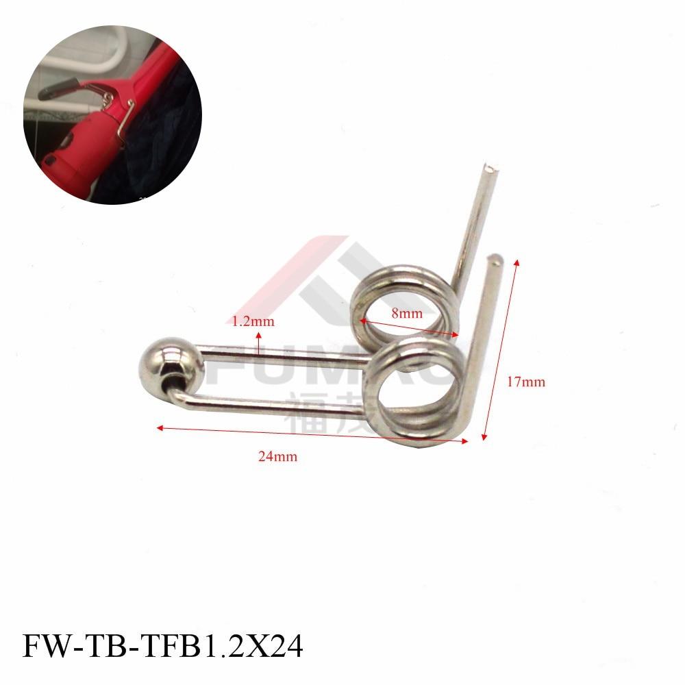 FUMAO 4 шт. профессиональная пружина торсионного типа, специально для перманентного стержня 1,2 х2, 4 мм/1,2 х2, 6 мм/1,2 х28 мм|Пружины|   | АлиЭкспресс