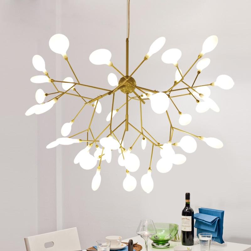 Светодиодный светильник Современные Люстры висячие светильники Lusture люстры для гостиной спальни кухни Скандинавский дизайн светильник