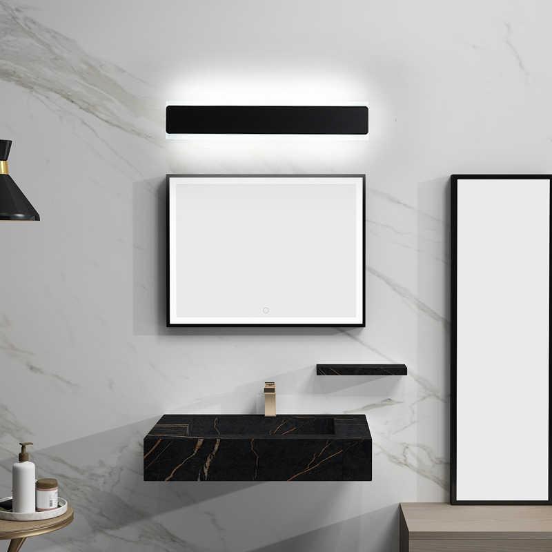 10 واط 12 واط 18 واط بسيطة الحديثة نمط ضوء LED للديكور المنزلي الجدار مصباح لغرفة النوم غرفة المعيشة غرفة الدراسة الإضاءة و مرآة ضوء