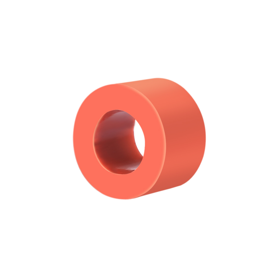 9.5mm Outer Barrel Accurate Barrel Shock Absorption Stabilized Loop Stable Ring For Water Gel Beads Blaster