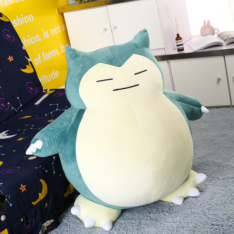 Pokemon Pocket Monsters Pokemon Snorlax Plush Toy Doll