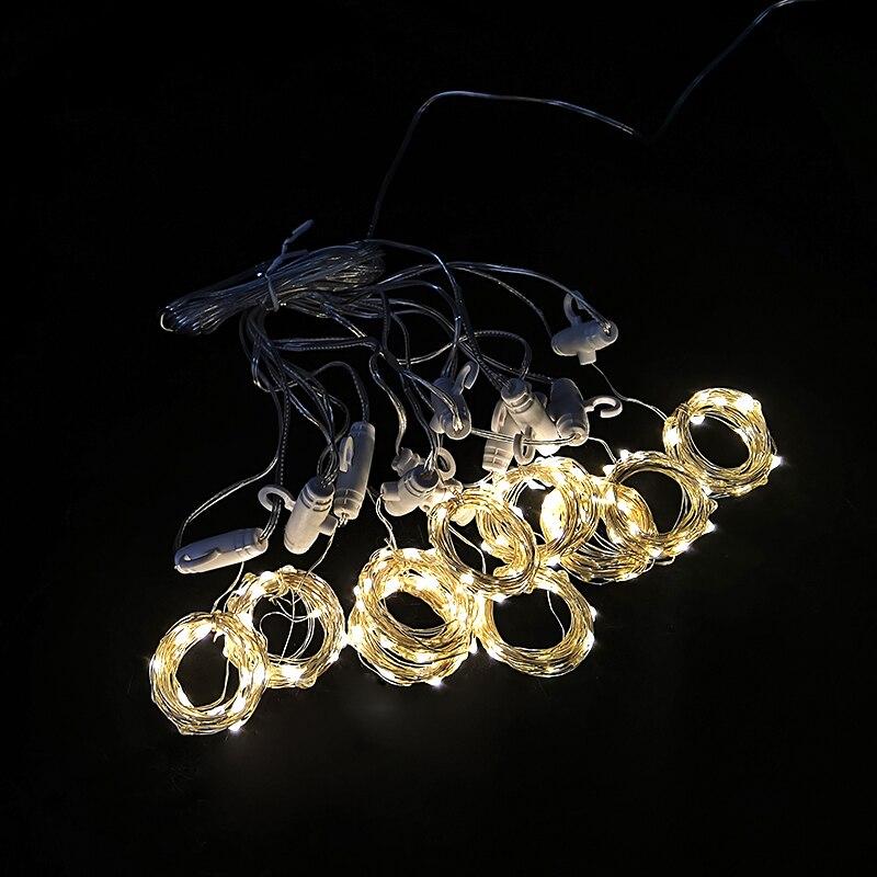 3 m led guirlanda cortina luzes 04