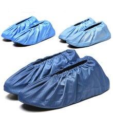 Herbruikbare Overschoenen Antislip Voor Unisex Wasbare Houden Vloer Tapijt Schoonmaken Huishoudelijke Outdoor Schoenen Protector Cover Groothandel