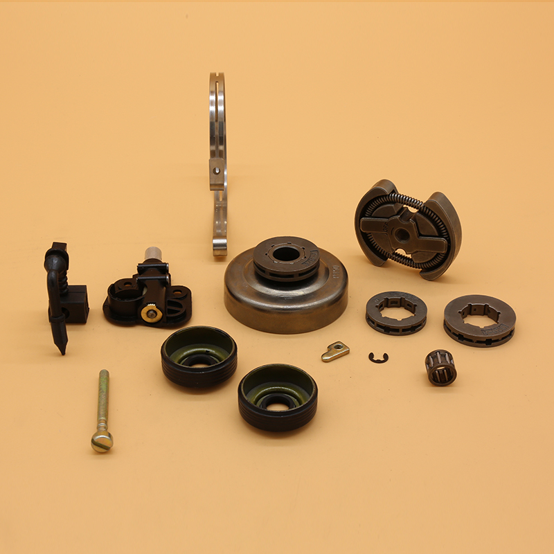 Tools : 3 8inch Clutch Drum Bearing Sprocket Rim Oil Pump Oil Seal Fit For PARTNER 350 351 Gas Chainsaw Replacement Parts