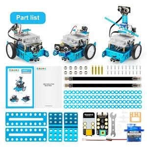 Image 5 - Makeblock Pack de complementos para Robot Servo cat, diseñado para mBot, Pack de complementos de Robot 3 en 1, 3 + formas