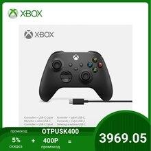 Геймпад Microsoft Xbox + кабель USB Type-C