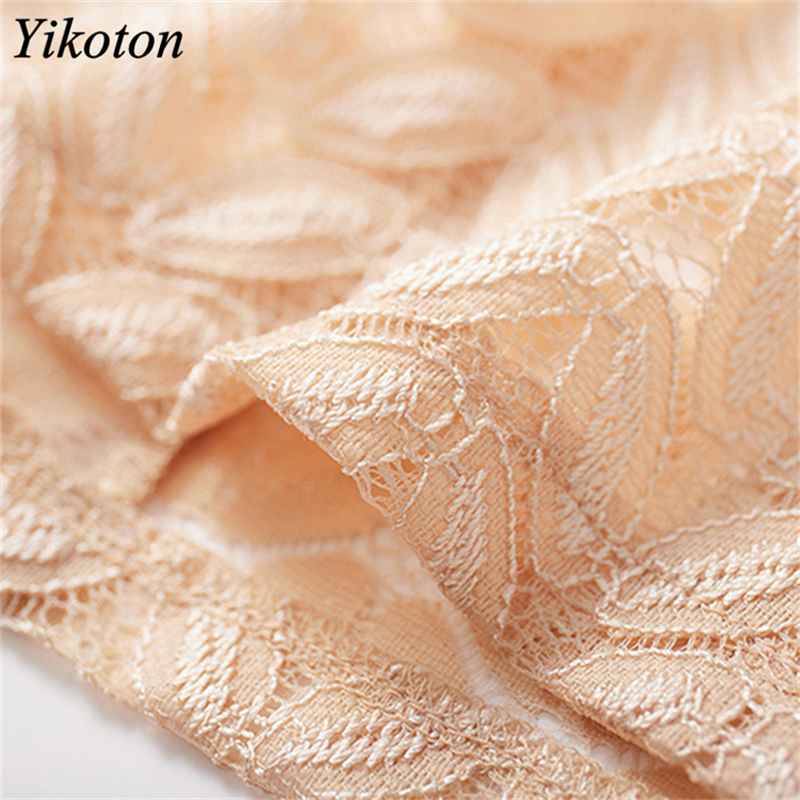 Turtleneck Cotton Women's T-shirts Fashion Hollow Out Summer Clothes For Women T-shirt With Short Sleeve Tops 2021T shirt Female 6