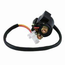 Motorcycle Starter Solenoid Relay For Honda TRX 300 ATV UTV Repair Parts Black cfmoto starter relay cf188 relay starter 500 cf500 500cc utv atv go kart wholesale spare parts 9010 150310 1000 jdq cf500