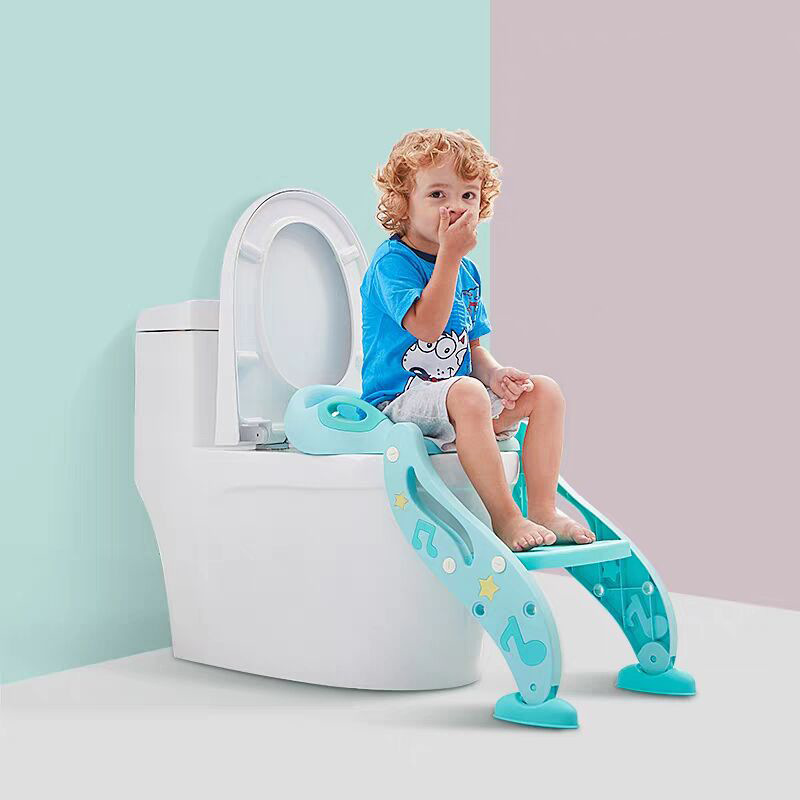 Infants Toilet For Kids Men And Women Baby Toilet Seat Step-wise Large Size Fang Hua Zuo Washer Foldable Ma Tong Jia