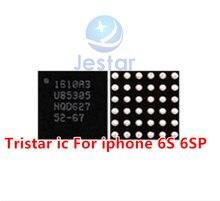 10 adet/grup yepyeni orijinal 1610A3 36pins U4500 U2 USB şarj tristar ic iphone 6S 6 artı SE