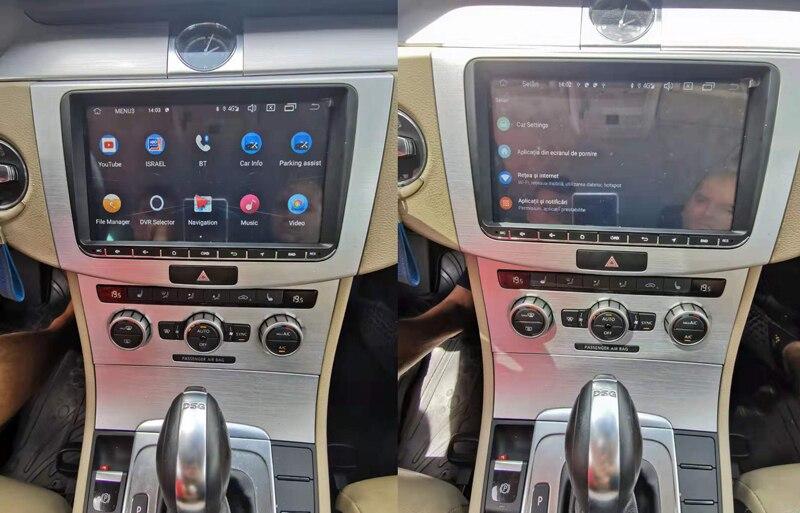 ANDROID VW GOLF PASSAT CC VOLKSWAGEN 4G (4)