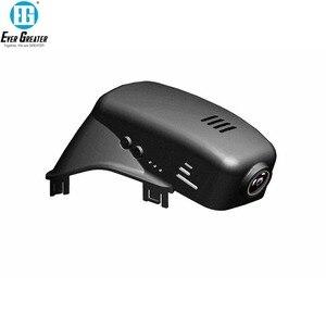 Auto Dvr Dash Cam Registrator Enkele Camera Full Hd 1080P Nachtzicht Video Recorder Wifi Voor Volvo XC40 V90 XC60 S90 V40 XC90(China)