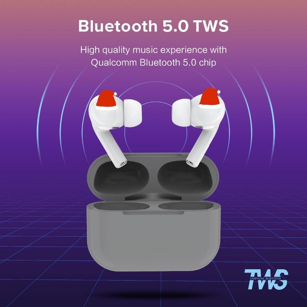 Купить с кэшбэком i10000 Pro TWS Headset 1:1 Wireless Earphone 8D Super Bass Bluetooth 5.0 Earphone PK i30000 i10000 i9000 i3000 i500 TWS