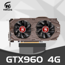 Video-Card GDDR5 Nvidia Gtx960 4gb Hdmi Geforce VEINEDA Gtx 960 Original 128bit PC Dvi