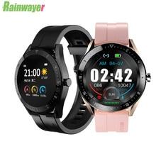 Men Women Smart Watch Full Touch Screen Smart Watch Heart Rate Fitness Tracker Music Control Sport Watches K60 Smartwatch