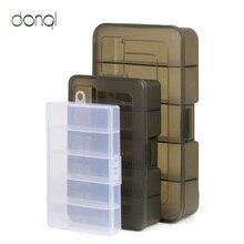 Connector Case Organizer Storage-Box Hook Fish-Tool-Accessories Plastic DONQL