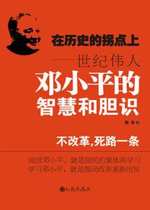 世纪伟人邓小平的智慧和胆识