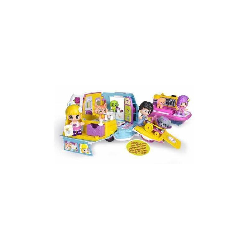 Pin And Pon Pet Ambulance Toy Store