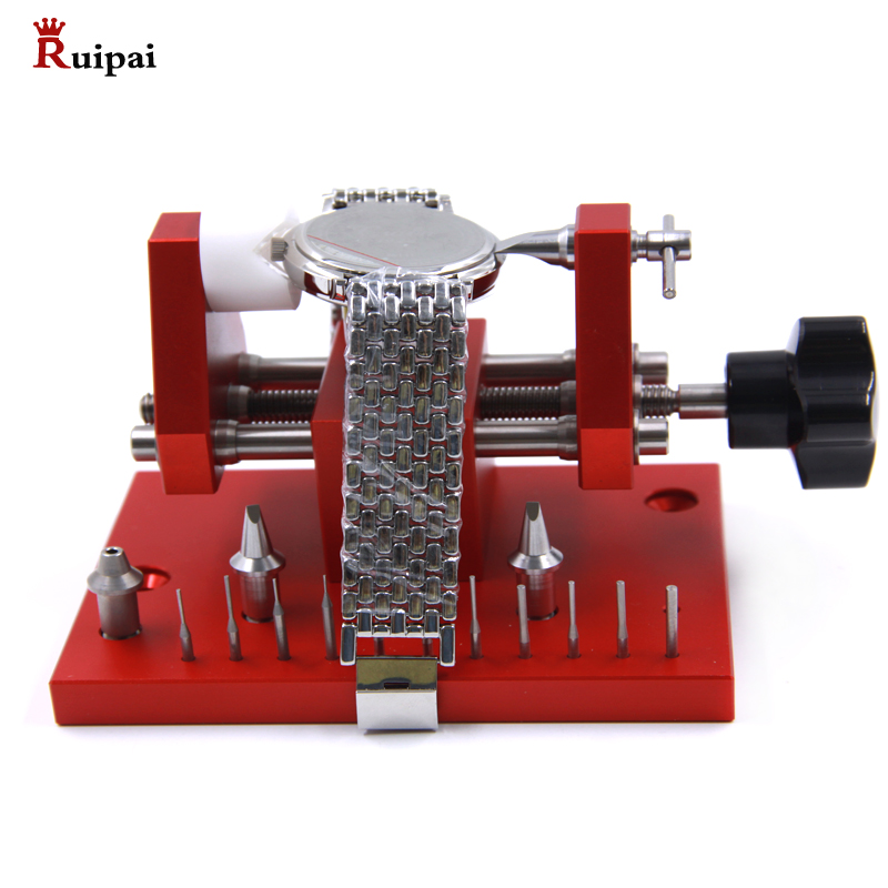RUIPAI 07119 Watch Snap-on Case Back Opener 50mm  Removing Watch Bezels and Bracelet  Link Pin
