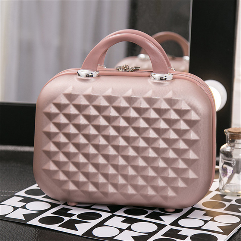 2020 New Fashion Cosmetic Bag Large Storage Makeup Bag Multi-function Travel Cosmetic Case Women Portable Waterproof Wash Bag