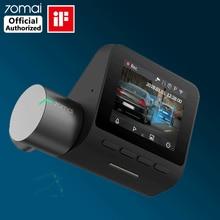 70mai çizgi kam Pro 1944P hız koordinat GPS ADAS 70mai Pro araba dvrı WiFi 70 Mai Dash kamera ses kontrolü 24H park monitörü
