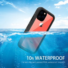 waterproof case 360 Full Protect For iphone 11 Shockproof Doom Heavy Duty Armor pro max Cover Coque
