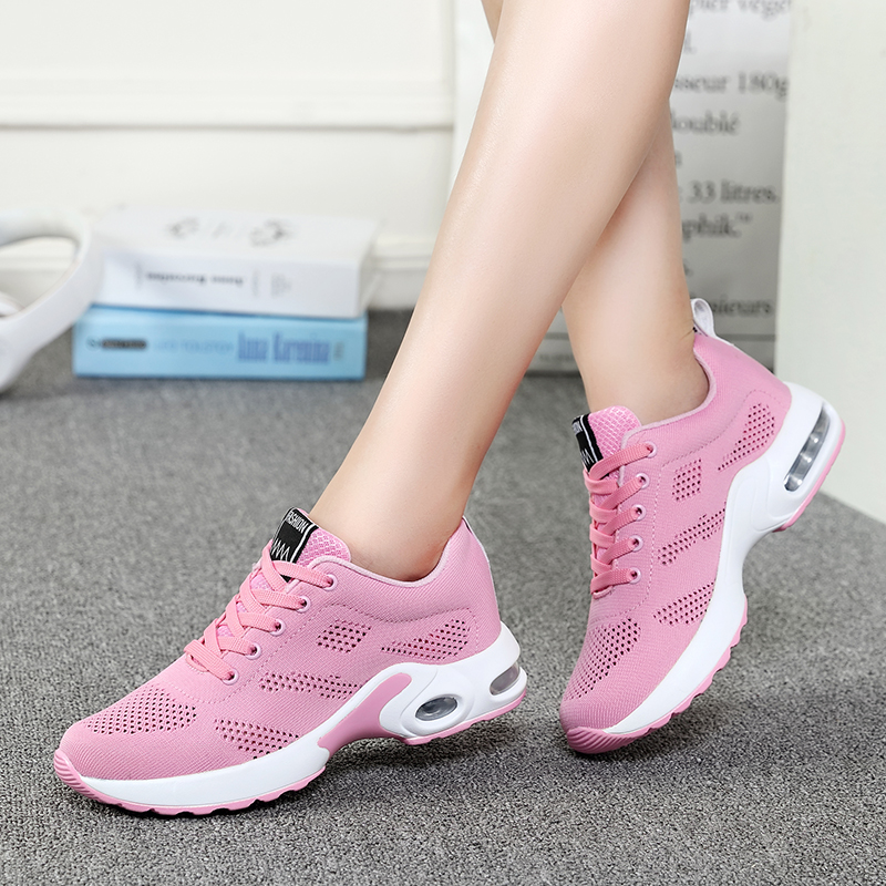 Hdf46308fb0ab491f82e71b8f73b3d4fd6 - autumn Sport Shoes Woman Sneakers Female Running Shoes Breathable Hollow Lace-Up chaussure femme women fashion sneakers