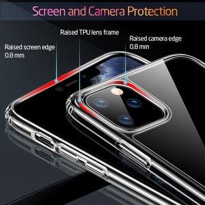 Image 5 - ESR מזג זכוכית מקרה עבור iPhone 11 11Pro מקסימום עמיד הלם יוקרה פגוש מקרה עבור iPhone 11 פרו מקס מראה כיסוי תיבות זכוכית