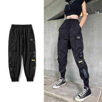 Korean Style Elastic Waist Sweatpants Jogger Pants 1