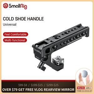 Image 1 - SmallRig zimny Adapter do butów uchwyt do montażu lustrzanki cyfrowe i klatki ze śruby skrzydełkowe + 15 mm zacisk pręta uniwersalny uchwyt 2094