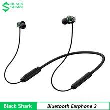 מקורי שחור כריש Bluetooth אוזניות 2 אלחוטי משחק אוזניות Neckband אוזניות עבור שחור כריש 3 3 פרו Redmi הערה 9 פרו