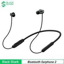 Original Black Shark Bluetooth Earphone 2 Wireless Game Earphone Neckband Headphones For Black Shark 3 3 Pro Redmi Note 9 Pro