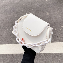 New Simple handtassen dames 2020 high quality white leather bag summer small bags for woman crossbody handbag bolsos cuero mujer