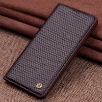 Nefeilike For Oneplus 6T Genuine Leather Case Silicone Back Cover Bag Phone Case For One plus 6T Back Case