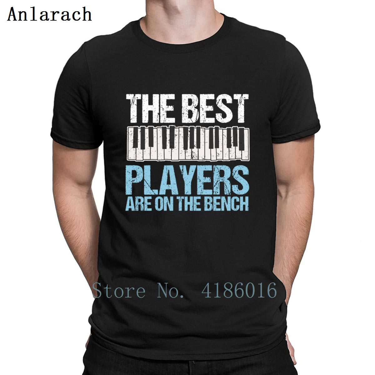 Funny Pianist Piano Clavier Keyboard Music T Shirt Funny Casual Personalized Tee Shirt Size S-5xl Original Standard Shirt image