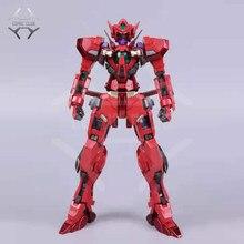 Clube de quadrinhos em estoque daban 8816 mg 1/100 gundam astraea tipo-f vermelho 8 escudos modelo anime ação conjunto robô brinquedo figura