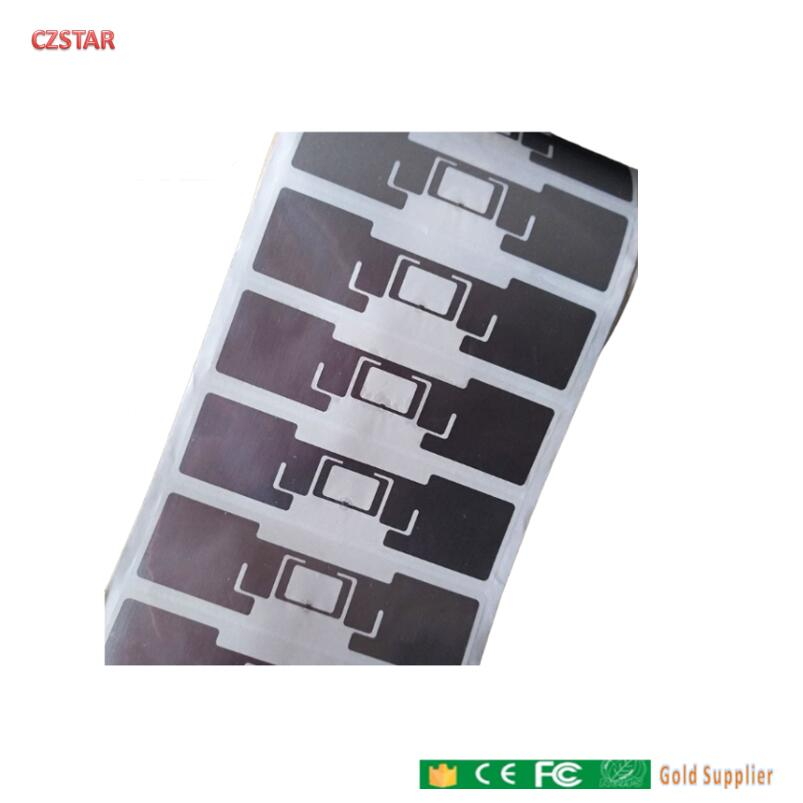 NXP Ucode8 Long Range Uhf Rfid Tag Sticker Adhesive Epc Gen2 Uhf Tag Wet Inlay Label With Free Smartrac Dogbone Tag Sample