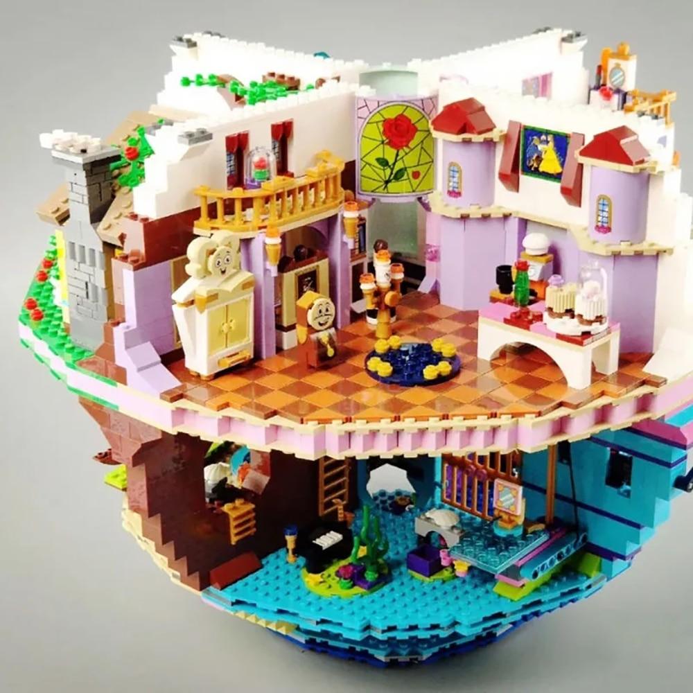 В наличии фильм серии 4160 шт. комплект наряда принцессы звезда несколько модель конструкторных блоков, Детские кубики, развивающие игрушки для детей, подарки на день рождения 2