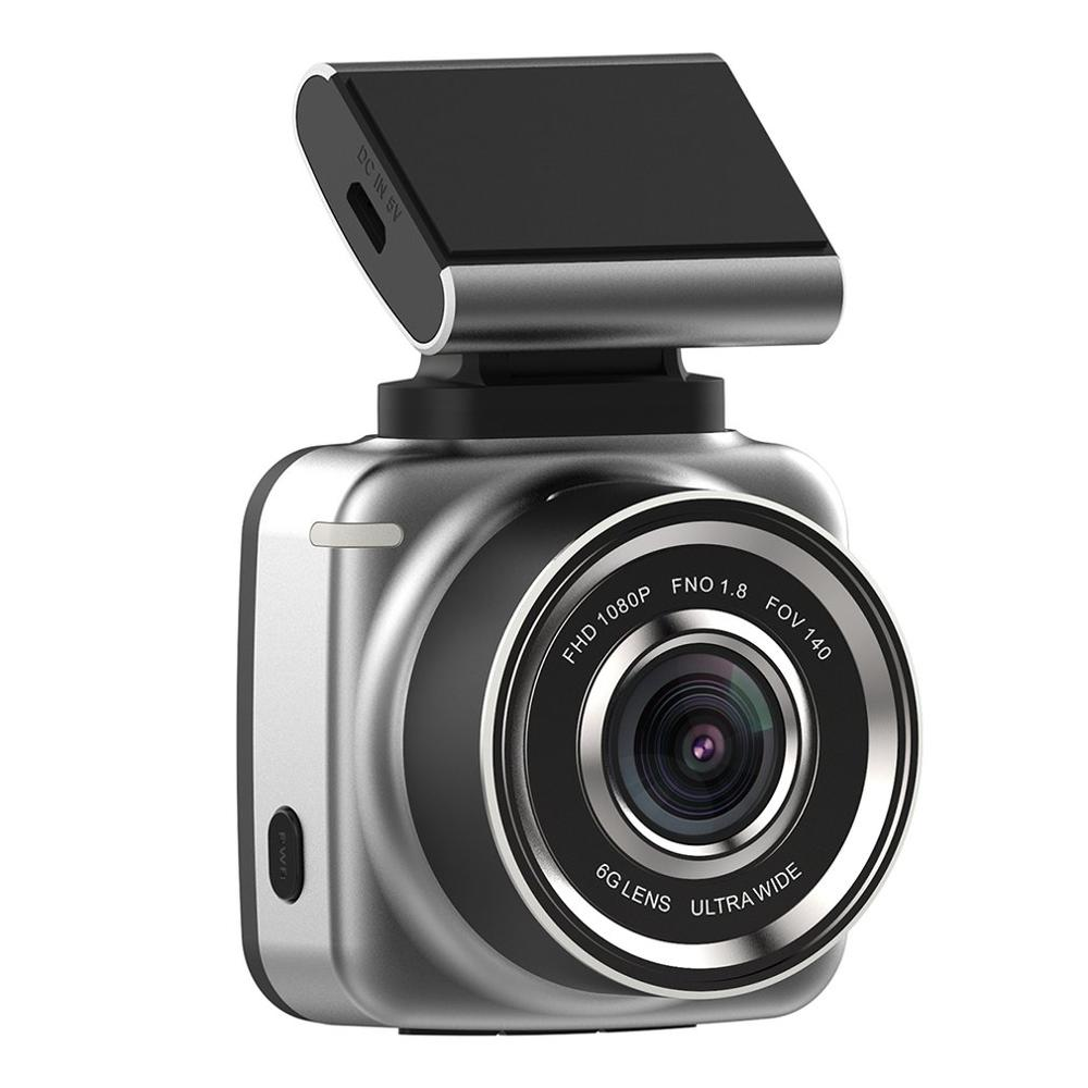 Q2 plus récent voiture Dvr Dvr détecteur de Radar Fhd 1296P Wifi enregistreur vidéo caméra tableau de bord caméra Adas Ldws Support magnétique amovible