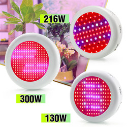 Full Spectrum 130W 216W 300W LED Grow Light photo lamp Red/Blue/White/UV/IR led Lamp For hydroponics and indoor plants grow Tent