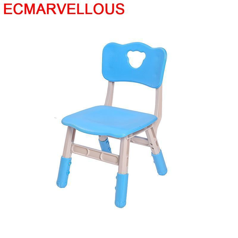 Tabouret For Silla Madera Pouf Dinette Chaise Pour Enfant Baby Kids Adjustable Cadeira Infantil Furniture Children Chair