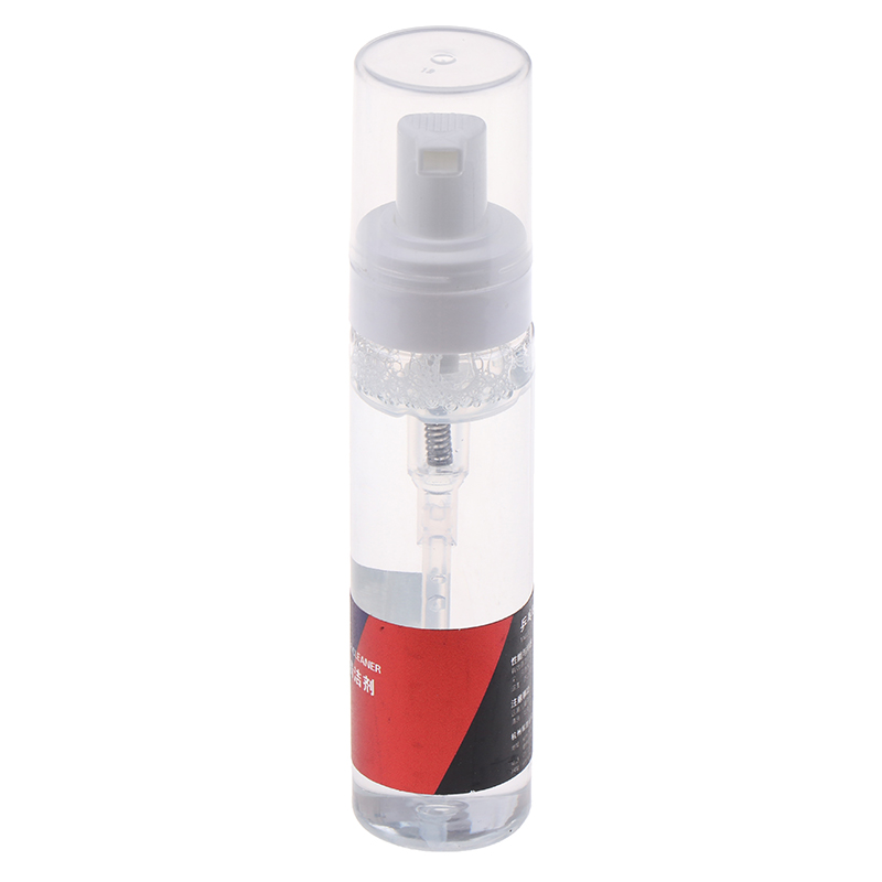 <Clearance SaleRubber-Cleaner Table-Tennis Racket Ping-Pong Aging Cleaning-Agent 98ml for Tackifier≈