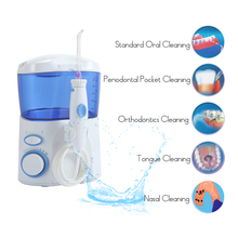 Waterpulse Oral Irrigator  Nasal Clean Dental Water Distiller Teeth Hygiene Flosser Cleaning