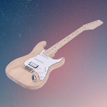 Electric Guitar Kit Unfinished Electric Guitar Accessory for ST Guitar Part
