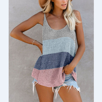 2020 Crochet Knitted Beach Wear Women Swimsuit Cover Up Swimwear Bathing Suits Summer Mini Dress Loose Striped Pareo Ups