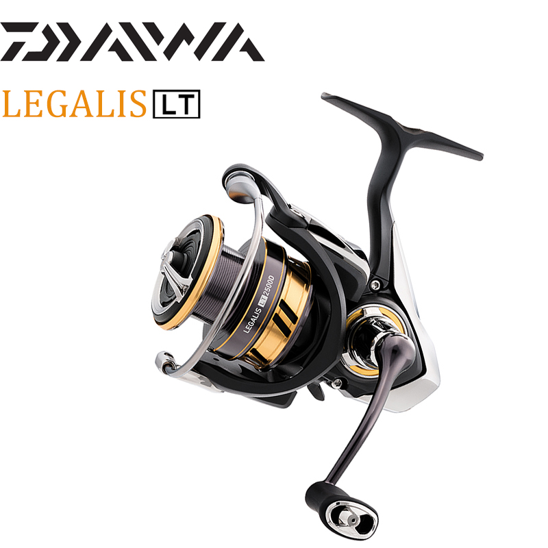 Daiwa Ballistic LT 1000-6000 Spinning reel Light /& Tough Made in Japan