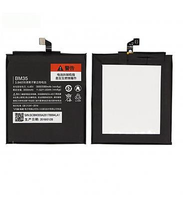 Battery's refill neutral Model <font><b>BM35</b></font> replacement for <font><b>Xiaomi</b></font> Redmi <font><b>MI4C</b></font> MI 4C image