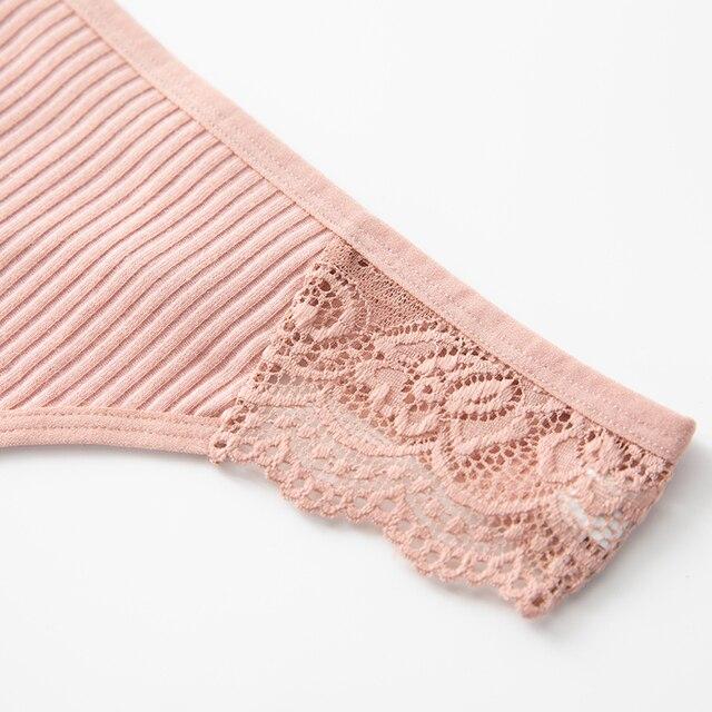 3pcs/lot women's cotton g-st