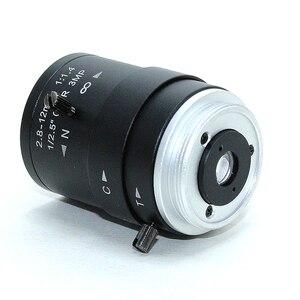 """Image 4 - 3MP HD 2.8 12 ミリメートル cctv レンズ Cs マウント手動焦点 IR 1/2。 7 """"1:1。 4 のためのセキュリティ IP カメラ"""